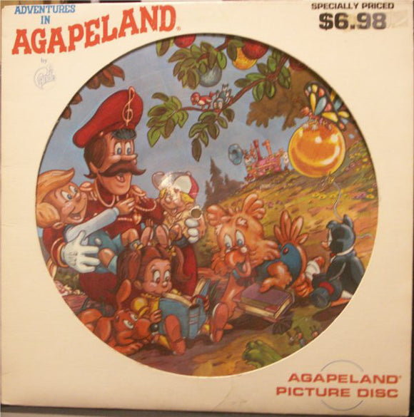 Candle - Adventures In Agapeland