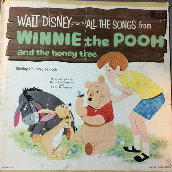 Sterling Holloway - Winnie The Pooh And The Honey Tree