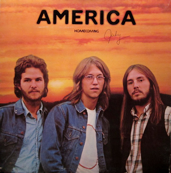 America - Homecoming