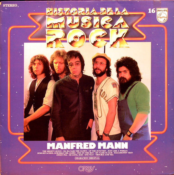 Manfred Mann - Historia Bela Music A Rock