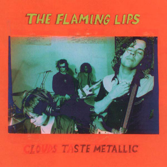 The Flaming Lips - Clouds Taste Metallic