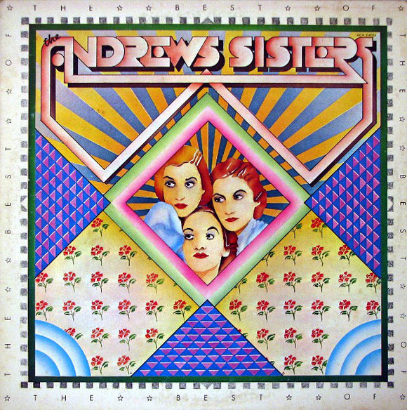 The Andrews Sisters - The Best Of The Andrews Sisters