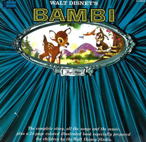 Unknown Artist - Walt Disney's Story Of Bambi