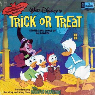 Various Artists - Walt Disney's Trick Or Treat