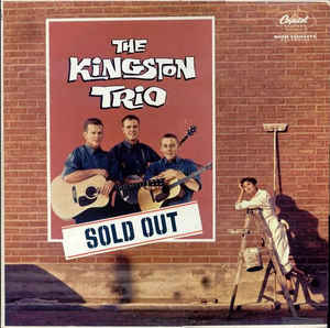 The Kingston Trio - Sold Out