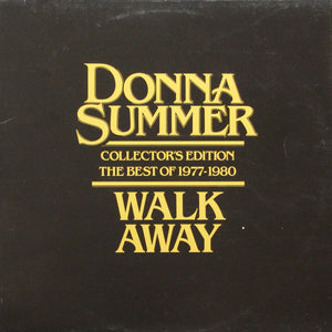 Donna Summer - Walk Away Collector's Edition