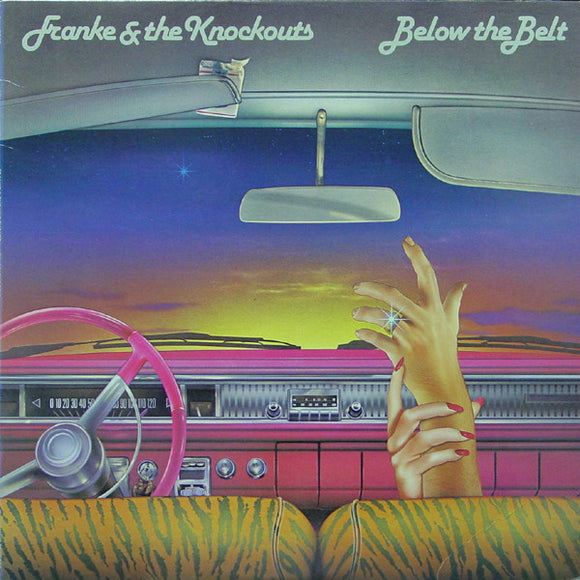 Franke & The Knockouts - Below The Belt