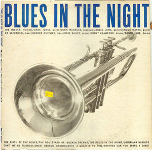 Music Minus One - Blues In The Night