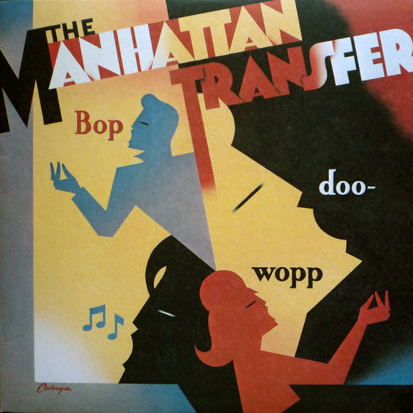 The Manhattan Transfer - Bop Doo-Wopp