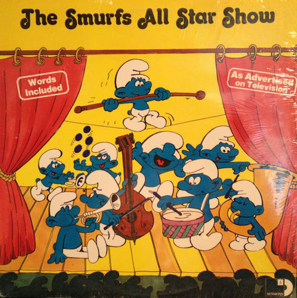 The Smurfs - All Star Show