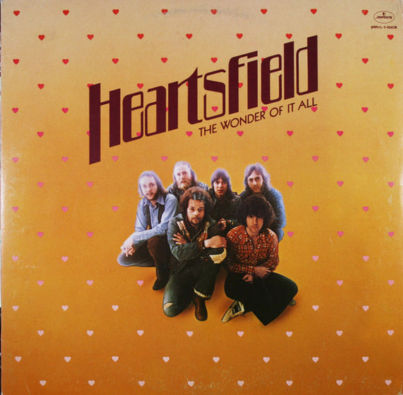 Heartsfield - The Wonder Of It All