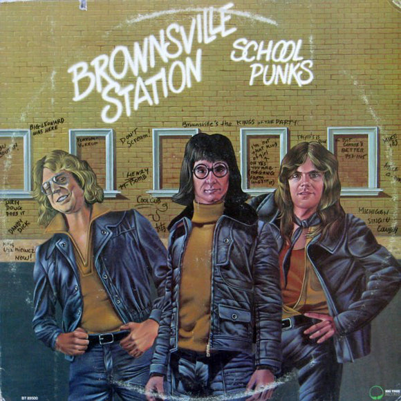 Brownsville Station - School Punks