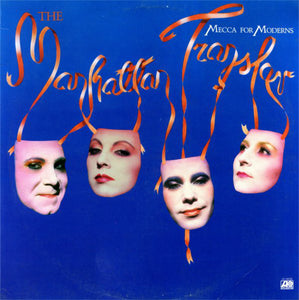 The Manhattan Transfer - Mecca For Moderns