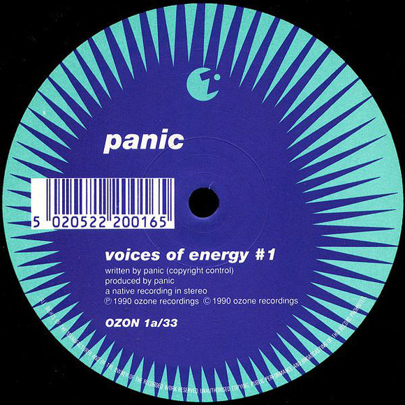 Panic - Voices Of Energy