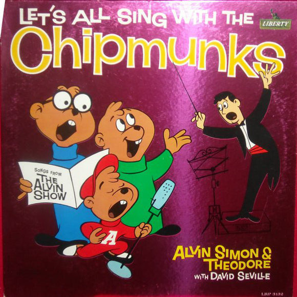 The Chipmunks - Let's All Sing With The Chipmunks