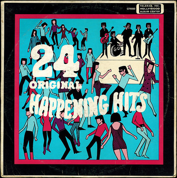 Various - 24 Original Happening Hits