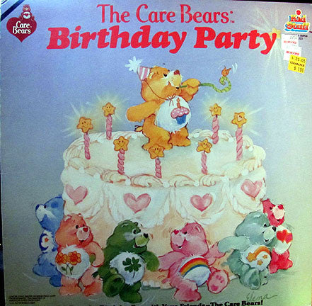 The Care Bears - Birthday Party