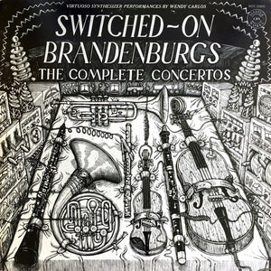 Wendy Carlos - Switched-On Brandenburgs