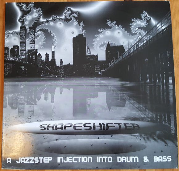 Various - Shapeshifter - A Jazzstep Injection Into Drum & Bass