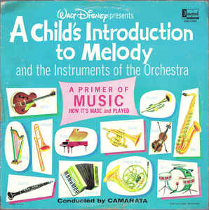 Various Artists - A Child's Introduction To Melody