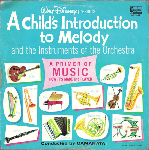 Various - Child's Introduction To Melody