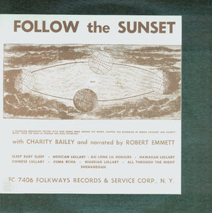 Charity Bailey - Follow The Sunset