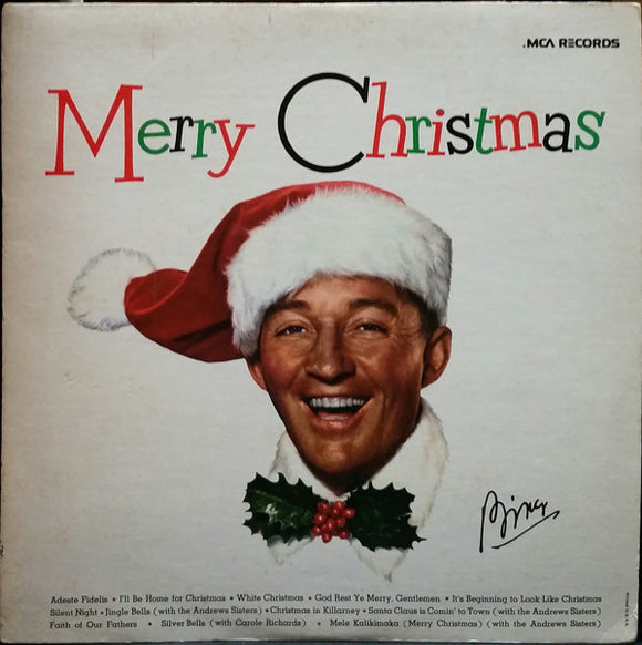 Bing Crosby - Merry Christmas