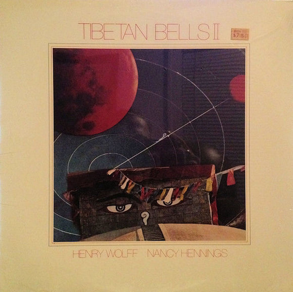 Henry Wolff & Nancy Hennings - Tibetan Bells II
