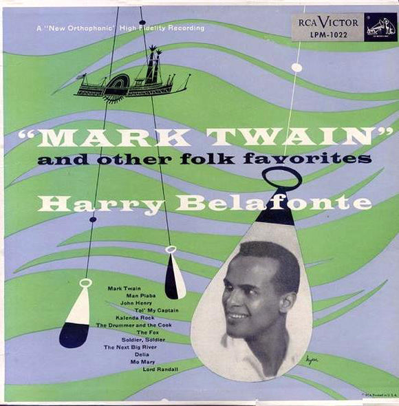 Harry Belafonte - Mark Twain
