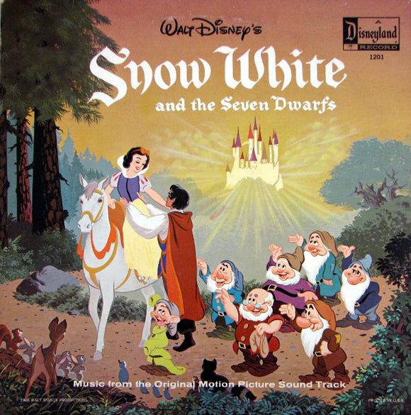 Walt Disney - Snow White