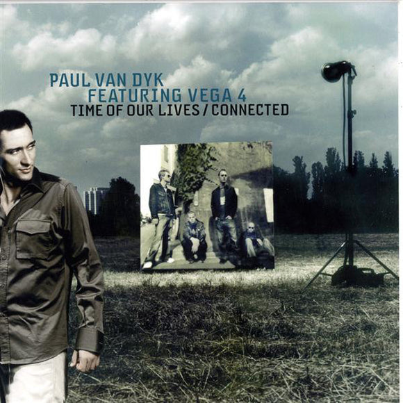 Paul van Dyk - Time Of Our Lives / Connected