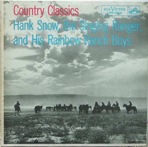 Hank Snow - Country Classics