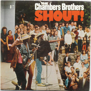 The Chambers Brothers - Shout!