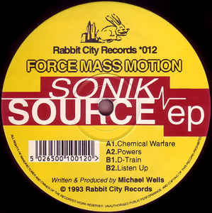 Force Mass Motion - Sonik Source