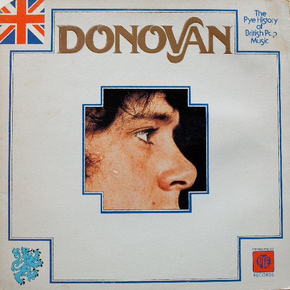 Donovan - The Pye History