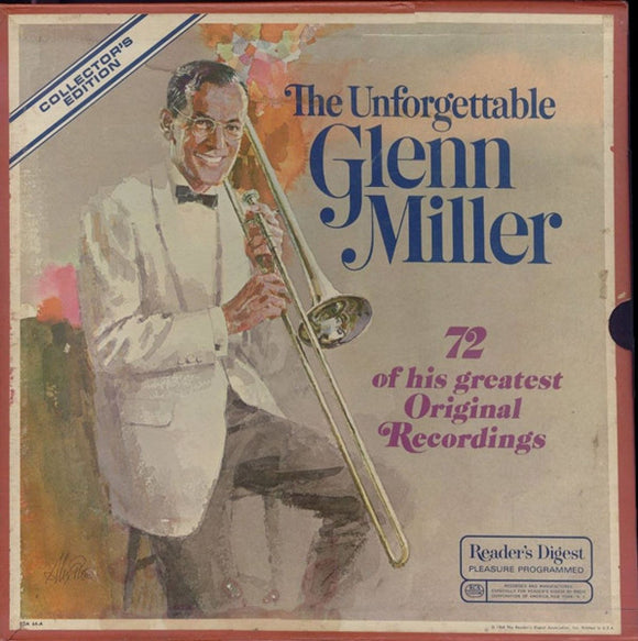 Glenn Miller - The Unforgettable Glenn Miller, 72 Of His Greatest Original Recordings