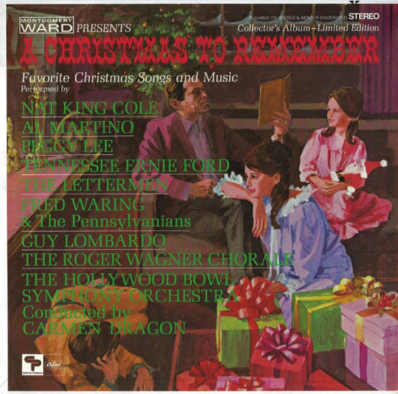 Various - A Christmas To Remember