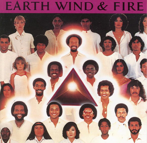Earth, Wind & Fire - Faces