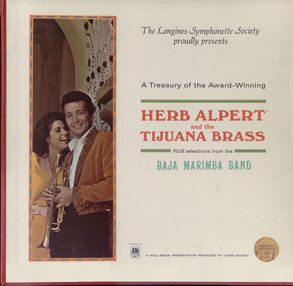 Herb Alpert - A Treasury