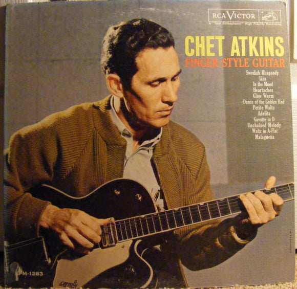 Chet Atkins - Finger Style Guitar