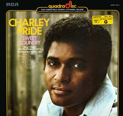 Charley Pride - Sweet Country