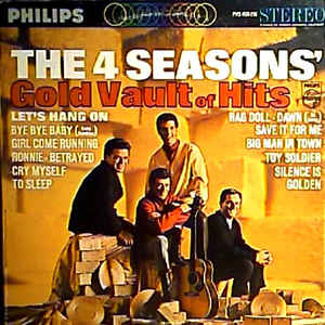 The Four Seasons - Gold Vault Of Hits