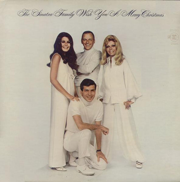The Sinatra Family - Wish You A Merry Christmas