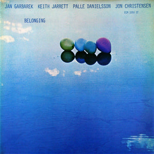 Jan Garbarek - Belonging