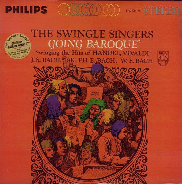Les Swingle Singers - Going Baroque
