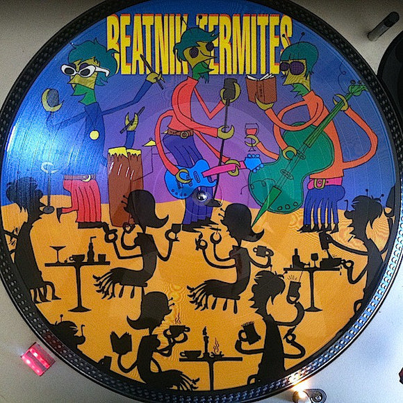 Beatnik Termites - Live At The Orifice!
