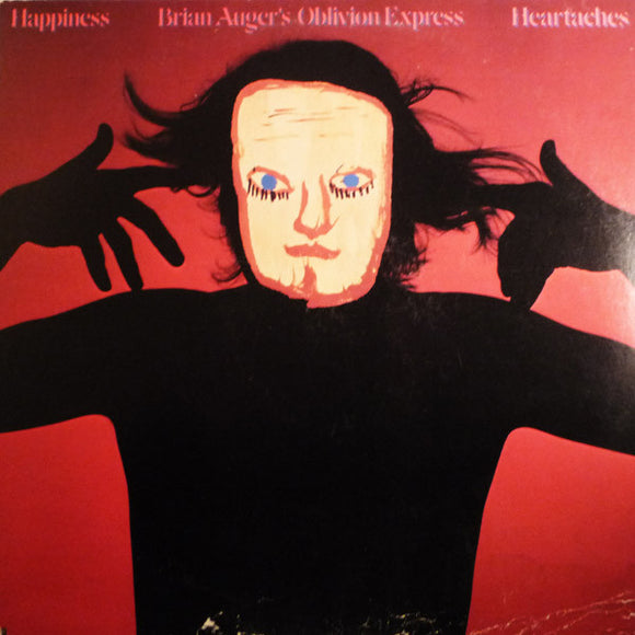 Brian Auger's Oblivion Express - Happiness Heartaches