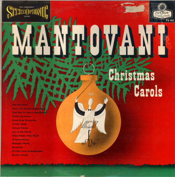 Mantovani And His Orchestra - Christmas Carols
