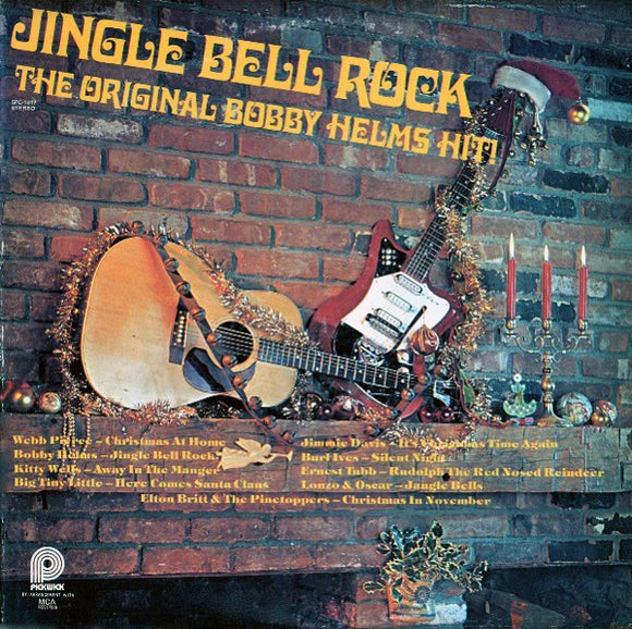 Various - Jingle Bell Rock - The Original Bobby Helms Hit!