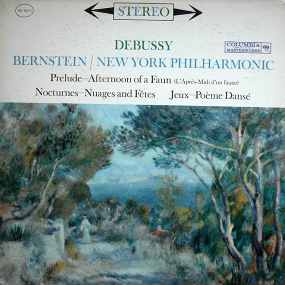 Claude Debussy - Afternoon Of A Faun; Nocturnes; Jeux